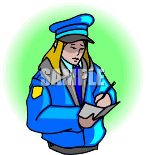 Grammar in police report writing